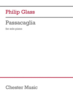 Passacaglia - Philip Glass