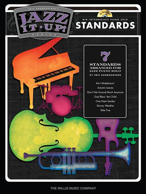 Eric Baumgartner's Jazz It Up! - Standards - Book/Audio