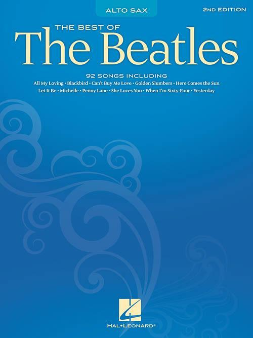 Best of the Beatles (Alto Sax) - 2nd Edition