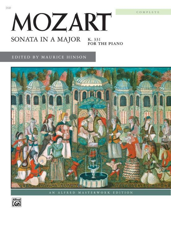 Sonata in A Major, K. 331 (Complete)
