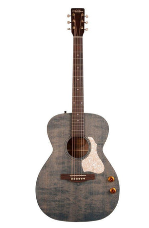 Art & Lutherie Legacy Concert Acoustic Electric Guitar - Denim Blue