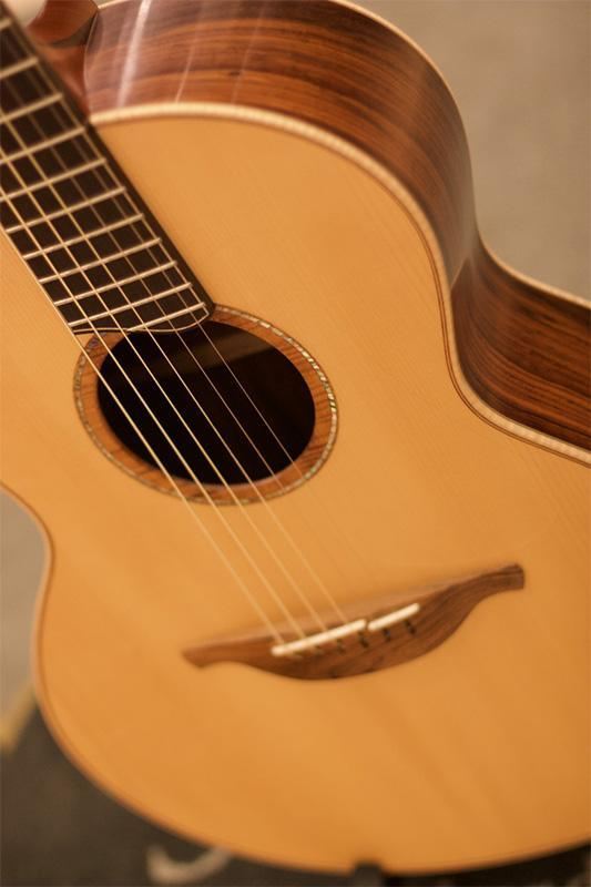 Lowden 40th Anniversary Acoustic Guitar
