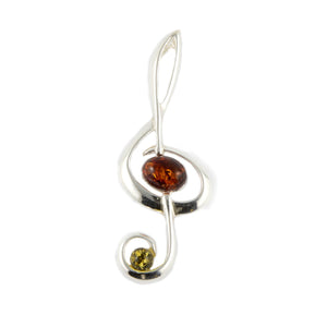 Pendant - Big Treble Clef