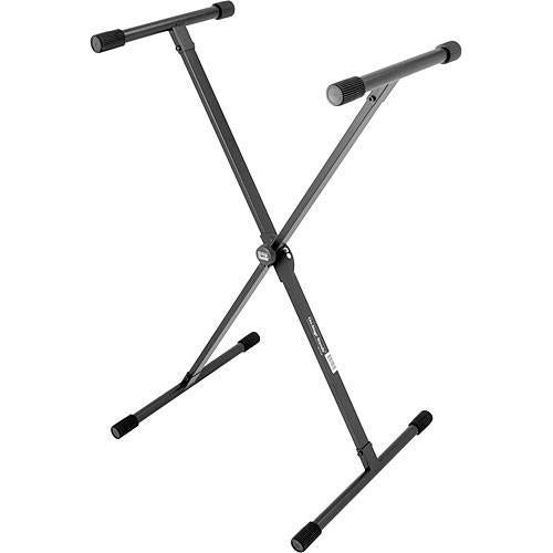 On-Stage KS8190 Lok-Tight Classic Single-X Keyboard Stand