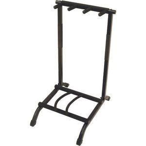 On-Stage 3-Space Foldable Multi Guitar Rack GS7361