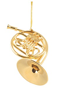 Musical Ornament - French Horn