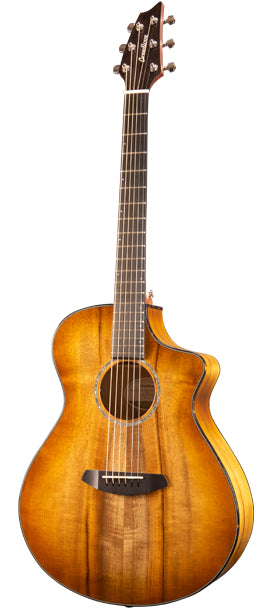 Pursuit Exotic Concert Prairie Burst CE Myrtlewood-Myrtlewood