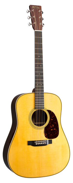 Martin HD-28E 2018 Guitar with Case