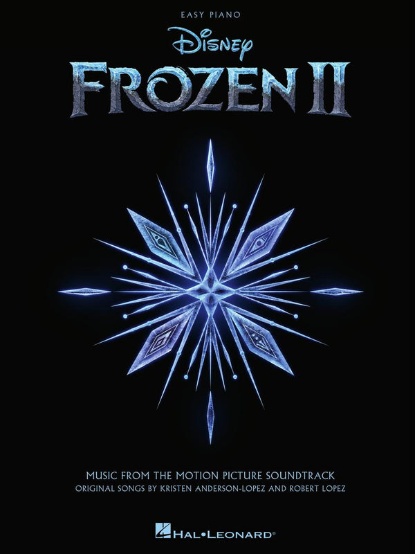 FROZEN 2 EASY PIANO SONGBOOK