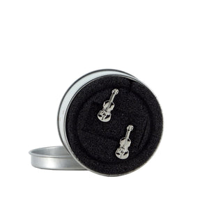 Cuff Links - Violin