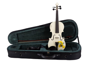 Kato 500 Hand-painted Bees Violin Outfit