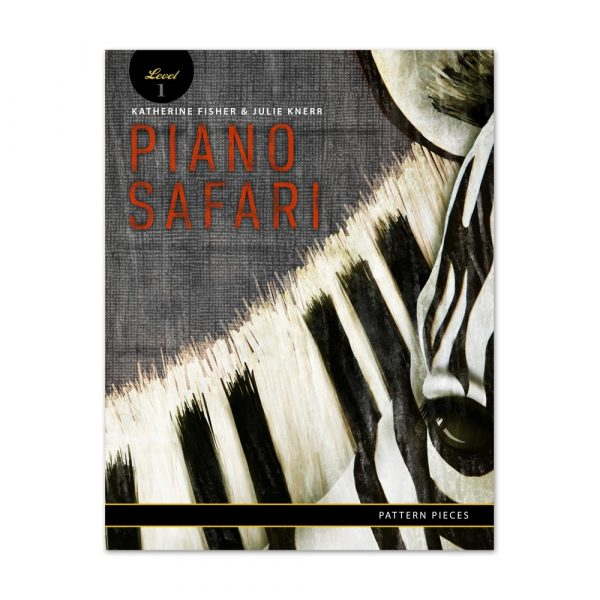 Piano Safari Pattern Pieces Level 1