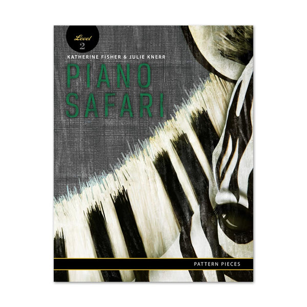 Piano Safari Pattern Pieces Level 2