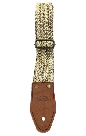 Art & Lutherie 045303 Adjustable Guitar Strap - Natural