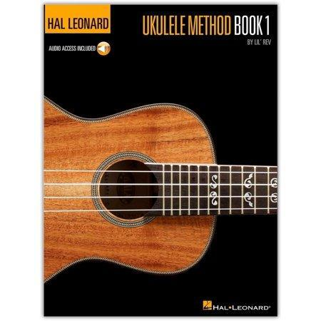 Hal Leonard Ukulele Method Book 1 (With Online Audio)