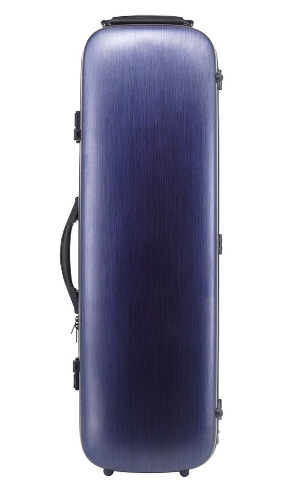 Aileen Oblong Violin Case with Music Pocket - All Colours