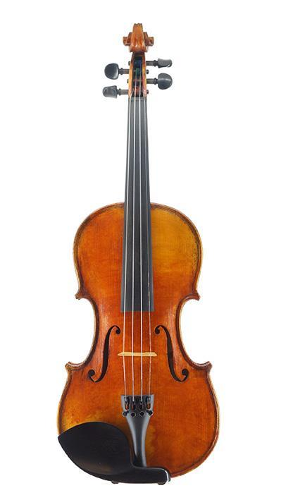 Penzel Label Violin