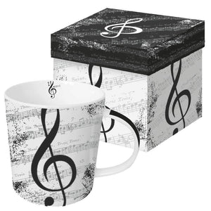 Mug - I Love Music in Gift Box