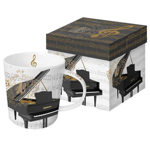 Mug - Concerto Piano in Gift Box