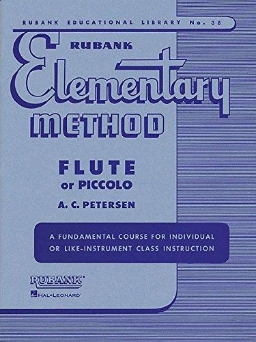 Rubank Elementary Method – Flute or Piccolo