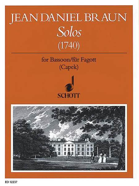 Solos for Bassoon (1740)