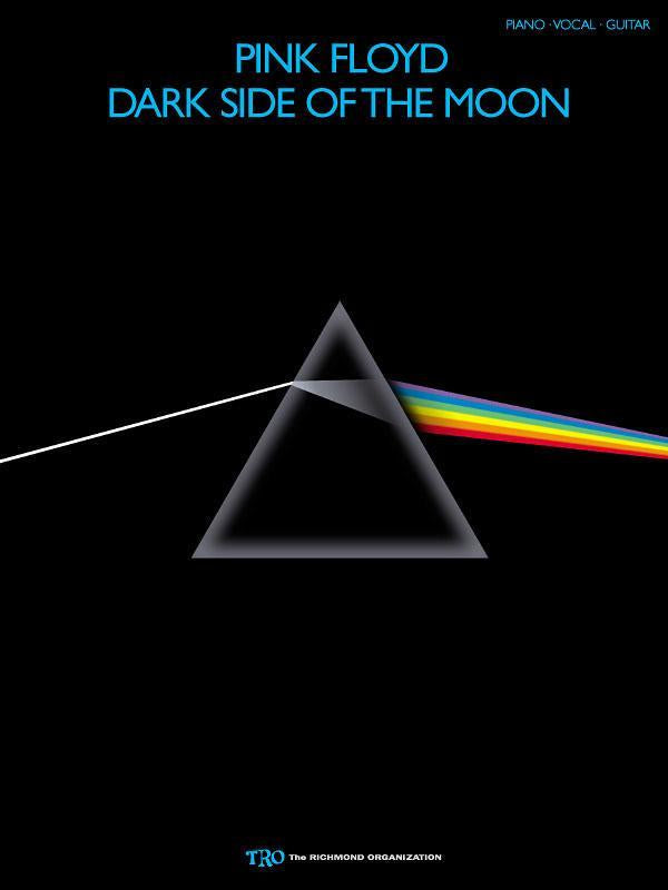 Pink Floyd - Dark Side of the Moon (Piano/Vocal/Guitar Songbook)