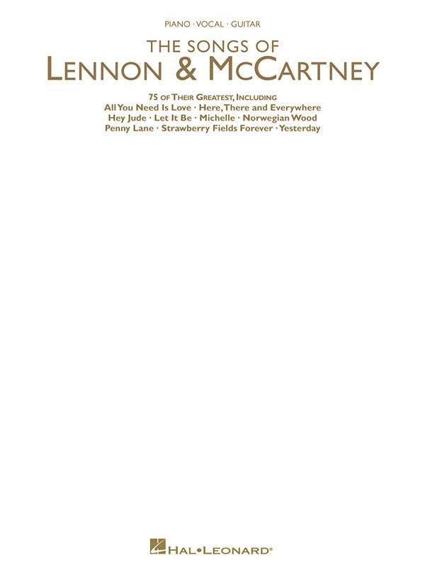 The Songs of Lennon & McCartney