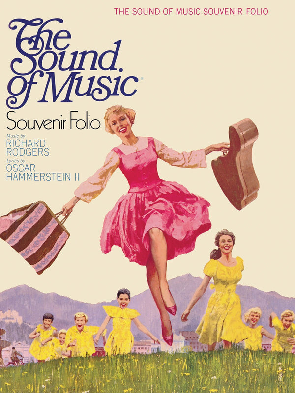 The Sound of Music - Souvenir Movie Folio