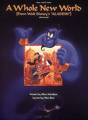 A Whole New World (Piano Solo)