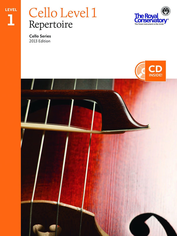 Cello Repertoire Level 1