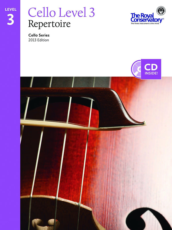 Cello Repertoire Level 3