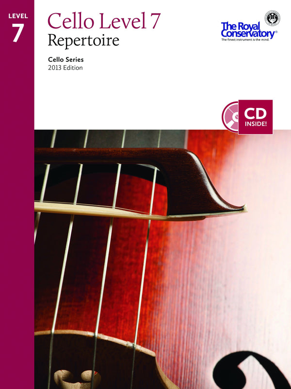 Cello Repertoire Level 7