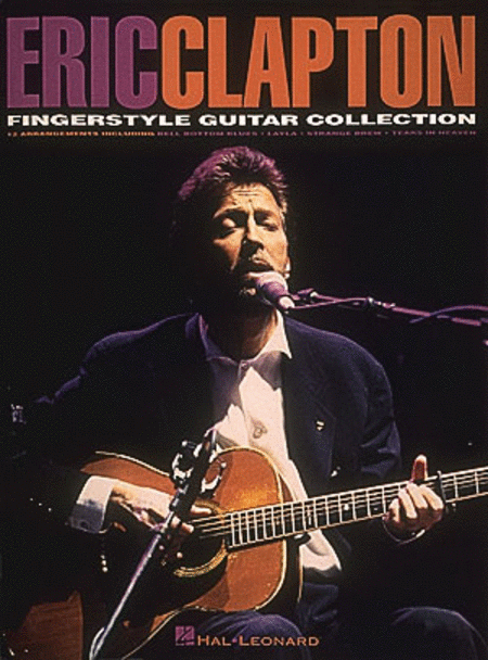 Eric Clapton - Fingerstyle Guitar Collection