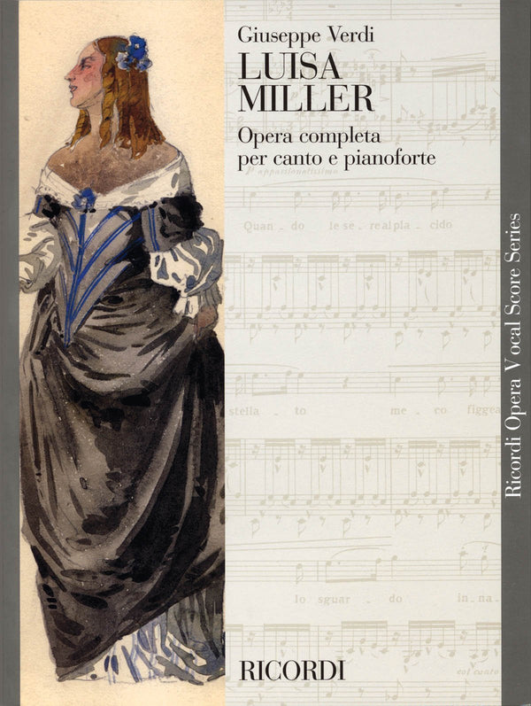Luisa Miller (Vocal Score)