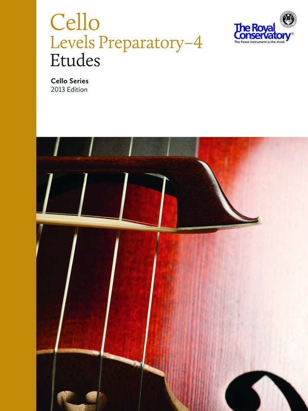 Cello Etudes Levels Preparatory - 4