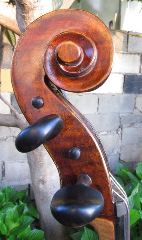 Michael Gerlach 1/2 size Cello