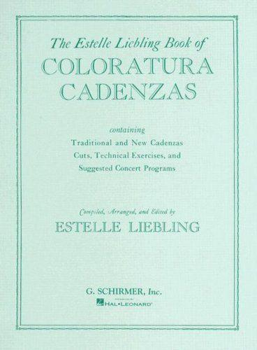 Coloratura Cadenzas