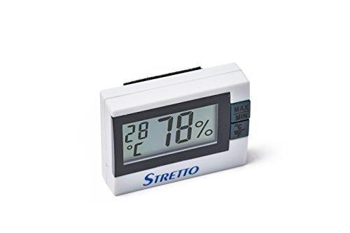 Stretto® Digital Hygrometer for Violin, Viola, Cello & Double Bass Cases