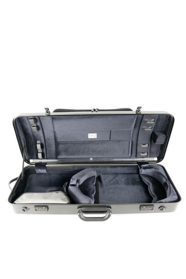 Bam Hightech Oblong Viola Case With Pocket