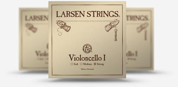 Larsen Original Cello Strings – Strong