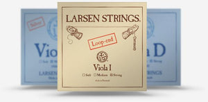 Larsen Viola String A Medium Ball