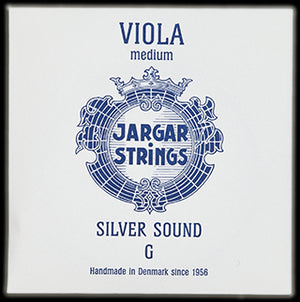 Jargar Silver Sound Viola String G Medium