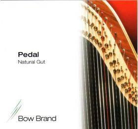 Bow Brand Natural Gut Harp String 2nd Octave E