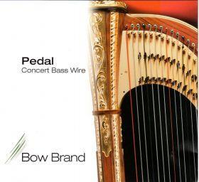 Bow Brand Wire Harp String 6th Octave D