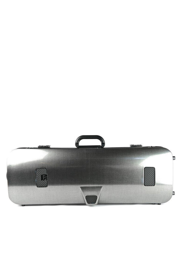 Bam Hightech Oblong Viola Case Compact Size Without Pocket - Tweed