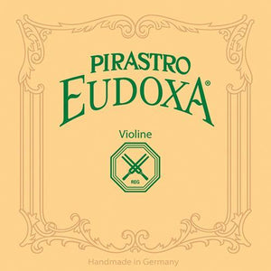Pirastro Eudoxa Violin String E Steel/Aluminum Ball End