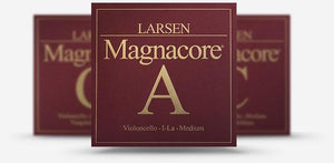 Larsen Magnacore Cello Strings – Forte