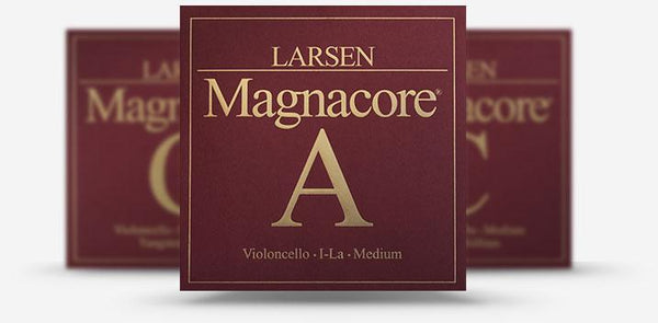 Larsen Magnacore Cello Strings – Medium