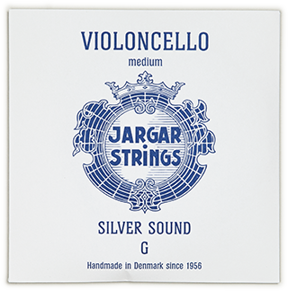 Jargar Silver Sound Cello String G Medium