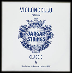 Jargar Classic Cello Strings – Medium